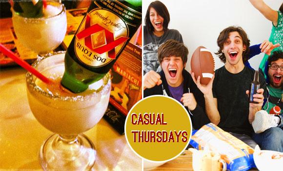 casual thursday 1.31