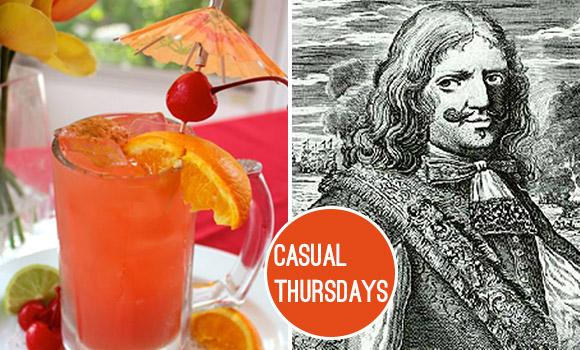 Casual Thursdays 3.1