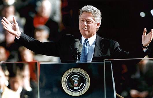 Clinton-First Inaugural