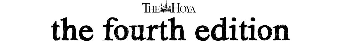 The Fourth Edition | The Hoya's Blog