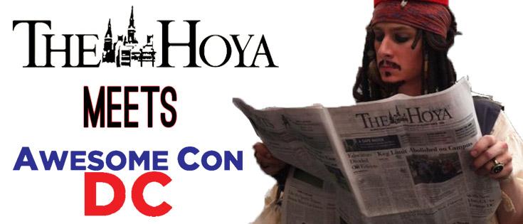 the hoya meets