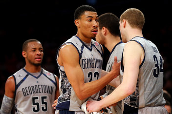 Big East Basketball Tournament - Cincinnati v Georgetown