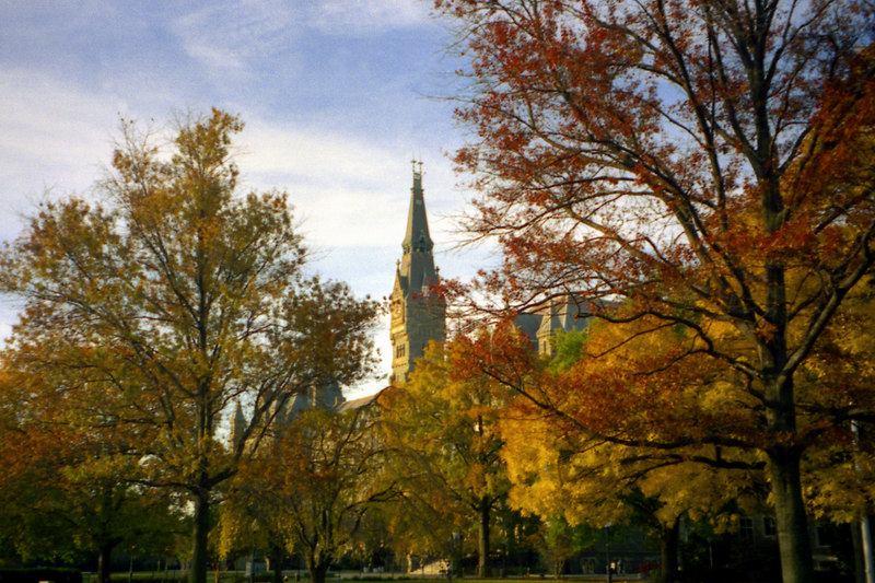 Georgetown Fall
