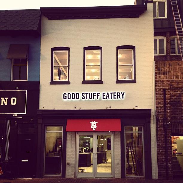 Goodstuff Eatery
