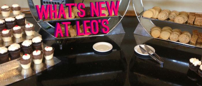 What's New At Leo's