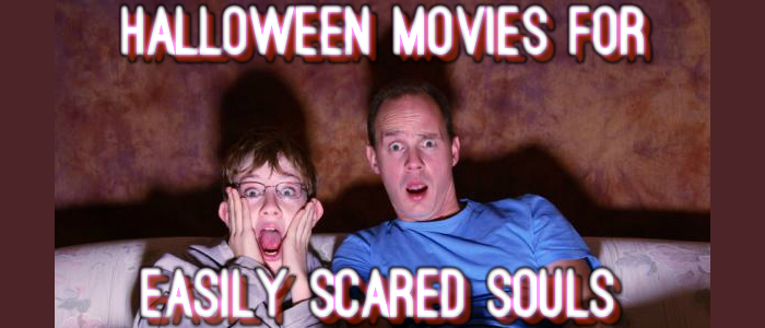 Halloween Movies For Easily Scared Souls