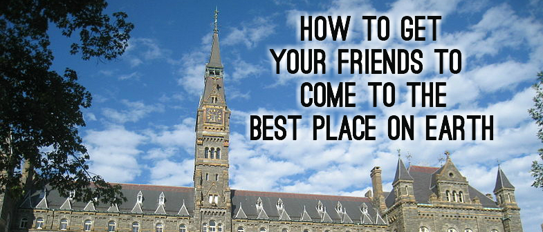 Convince Your Friends