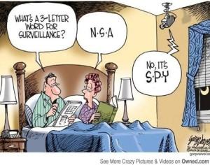 spying