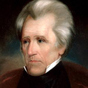 Andrew Jackson, mozzarella maverick.