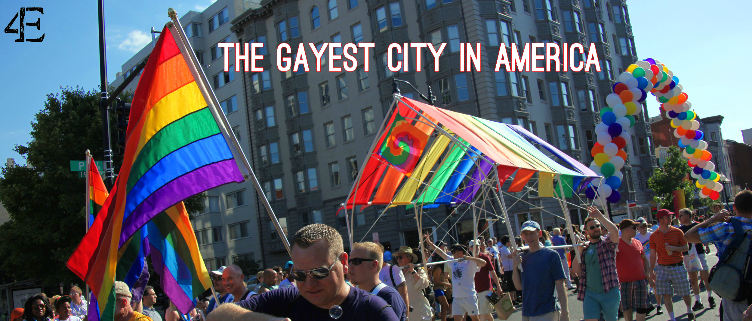 Gayest City In America