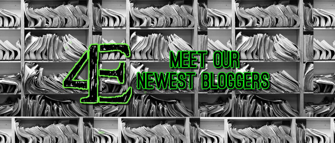 New Bloggies