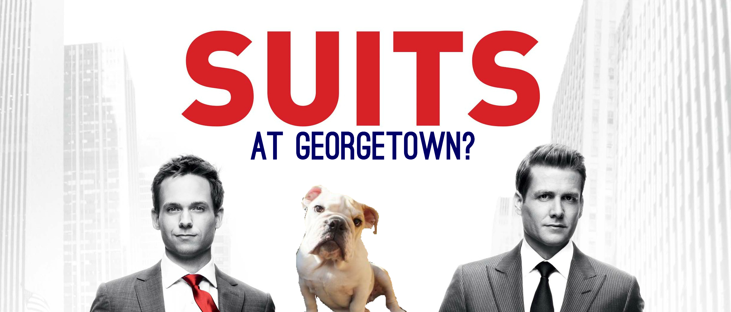 Suits at GU