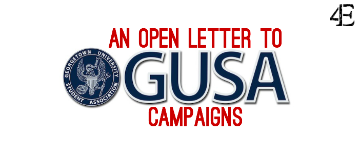 An open letter to gusa campaigns