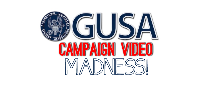 GUSA Campaign Video