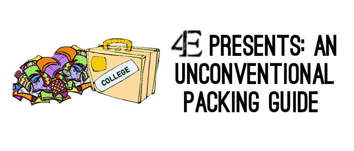 Unconventional Packing