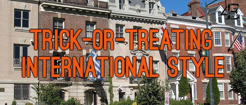 Embassy Row Halloween