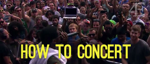 How to Concert