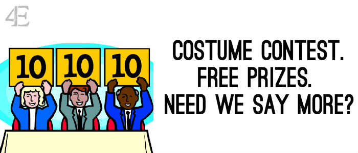 Hoya Health Halloween Contest