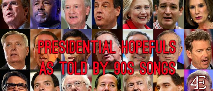 Banner - Presidents