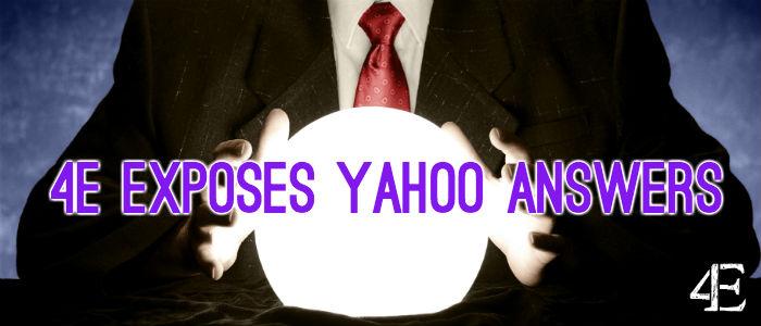 Banner - Yahoo Answers