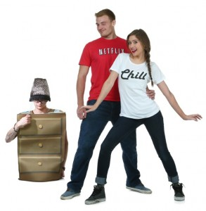 netflix-and-chill-group-costume-with-one-night-stand