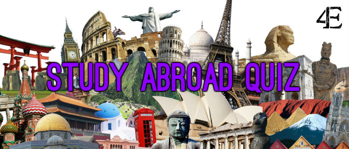Banner - Study Abroad Quiz