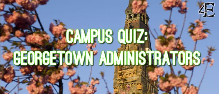 Banner - Administration Quiz