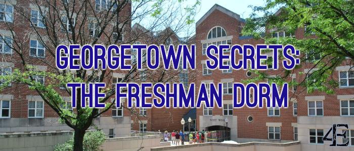 Banner - Freshman Dorm