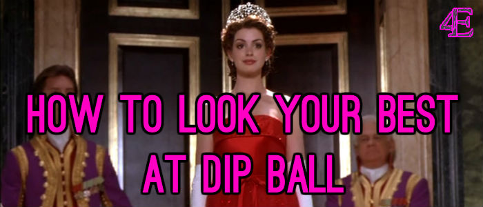 Dip ball