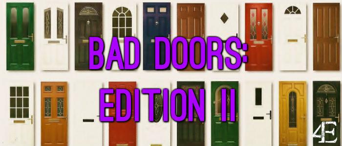 Banner - Bad Doors