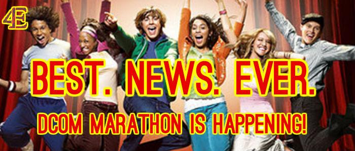 DCOM Marathon
