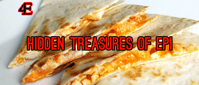 hideen treasures of epi