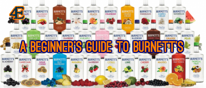 A guide to burnetts