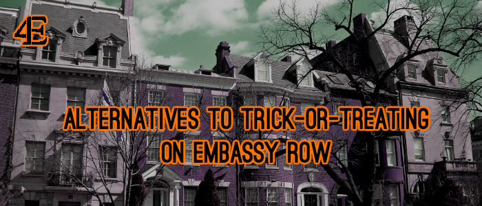 Alternatives to Embassy Row