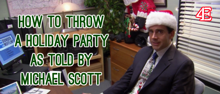 how to throw a holiday party