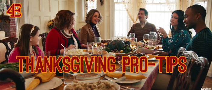 thanksgiving pro tips