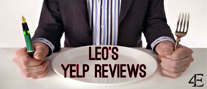 leos yelp reviews